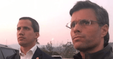 After His Most Recent Self-Proclamation Guaido Resigned From His Party (Popular Will)
