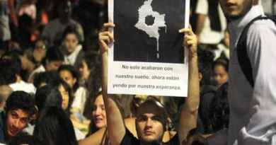 In Colombia the Horror Show against Human Rights Continues