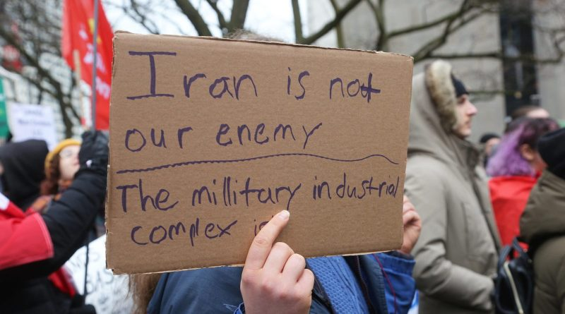 Who Benefits From Escalation With Iran? Defense Contractors.