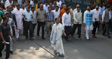 West Bengal becomes 4th Indian State to Reject Citizenship Law