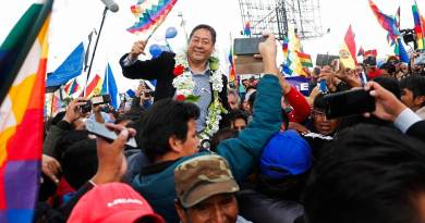 Meet the Candidates Taking on Bolivia's US-Backed Right Wing Government