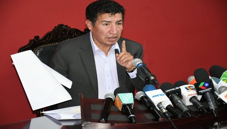 """Bolivia: Deputy Borda - """"No one Investigated the Burning of my House, Nor the Kidnapping of my Brother"""