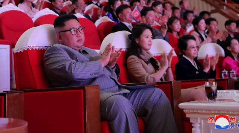 North Korea: Kim Jong-un's Aunt Appears Alive After Six Years of Media Saying He Killed Her
