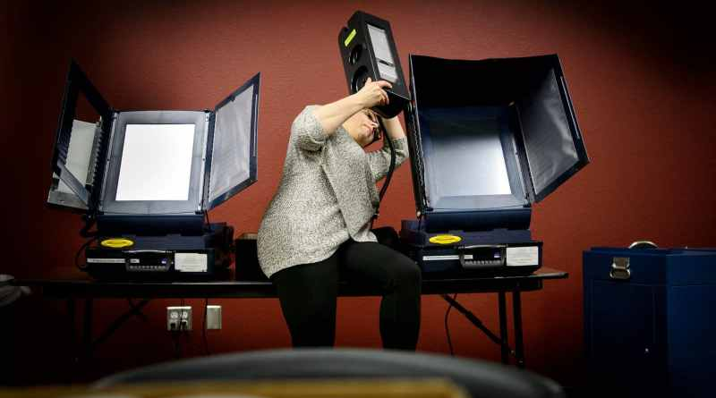 New Voting System Promises Reliable Paper Records. Security Experts Warn It Can't Be Trusted.