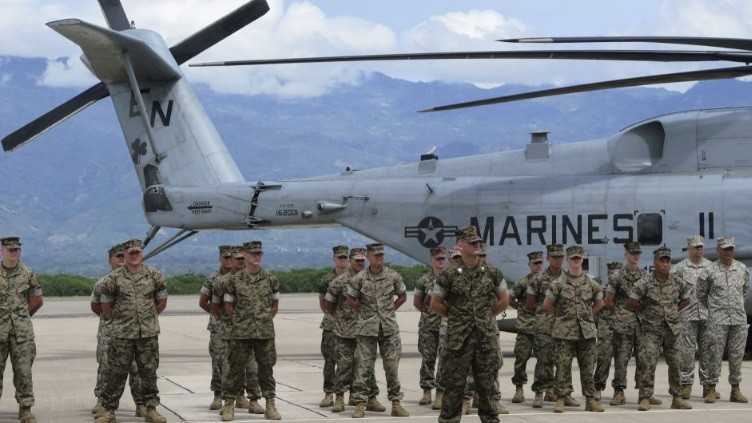 US and Colombia Announce Joint Military Drills Amid Threats Against Venezuela