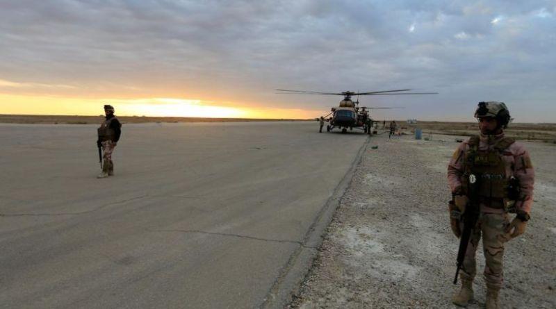 Pentagon Denies Iraq's Demand for Troop Withdrawal (US Occupation?)