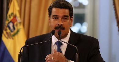Maduro says Venezuela Ready for Talks with US