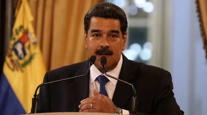 Maduro says Venezuela Ready for Talks with US