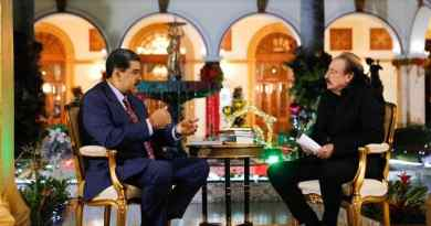 """President Maduro Interviewed by Ignacio Ramonet: """"We Are at the Doors of Economic Growth"""" (Video)"""