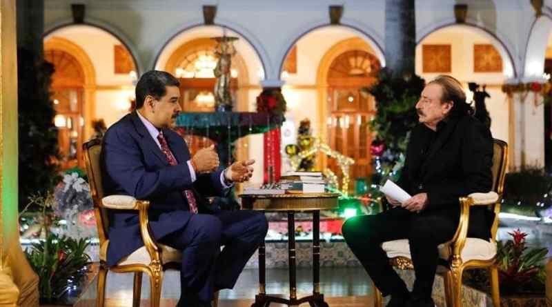 "President Maduro Interviewed by Ignacio Ramonet: ""We Are at the Doors of Economic Growth"" (Video)"