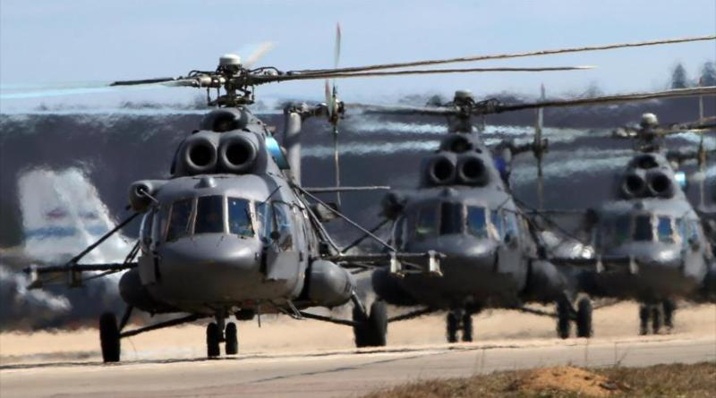 Lavrov: Mexico Negotiates with Russia to Buy Military Helicopters