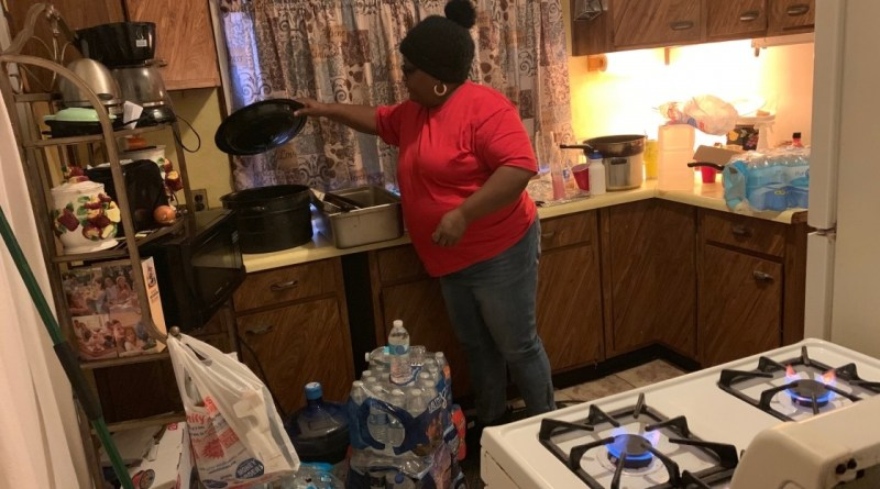 I Hate to Complain, but I haven't had Water in a Year. A Detroit Story.