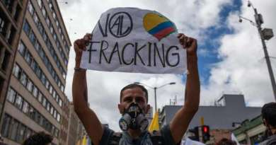 Colombia's Fracking Suspension Confirmed