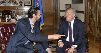 Almagro's OAS Human Rights Commission Delegation Not Welcome in Venezuela (Arriving Tomorrow - Media Show in the Making)