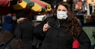 China says US Overreacting to Coronavirus Outbreak, Creating and Spreading Fear