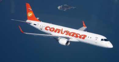 Brand New US Sanctions Now Against Venezuelan Airline Conviasa