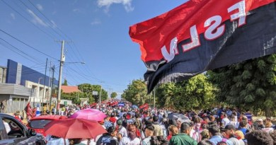 Right-wing Nicaraguan Opposition Boasts of Support From US and EU in Campaign to Oust Sandinista Gov't