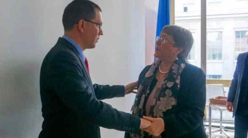 Venezuela Ratifies Willingness to Dialogue with UN Office of High Commissioner for Human Rights
