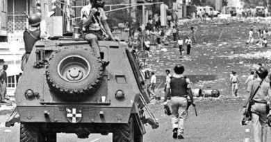 "Elias Jaua: Hugo Chavez Healed the Wound Left by ""El Caracazo"" (February 27, 1989)"