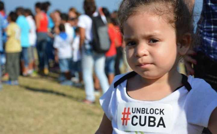 Let's Work to #UnblockCuba