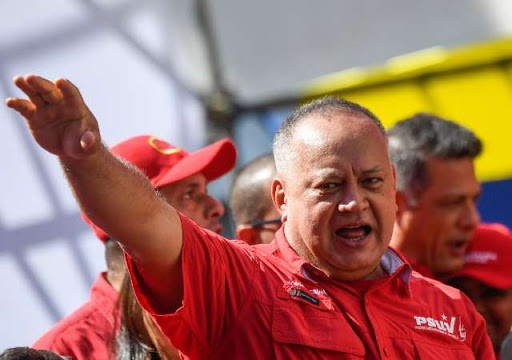 """""""If Someone Does Not Find Medicine in the Pharmacy, Fault the U.S."""": Diosdado Cabello"""