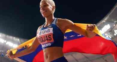 Venezuelan Yulimar Rojas Breaks Triple Jump Indoor World Record (Video)