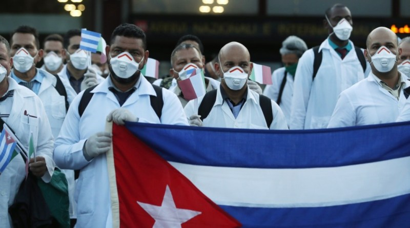 US Pressures Countries to Reject Cuban Aid During Coronavirus Pandemic