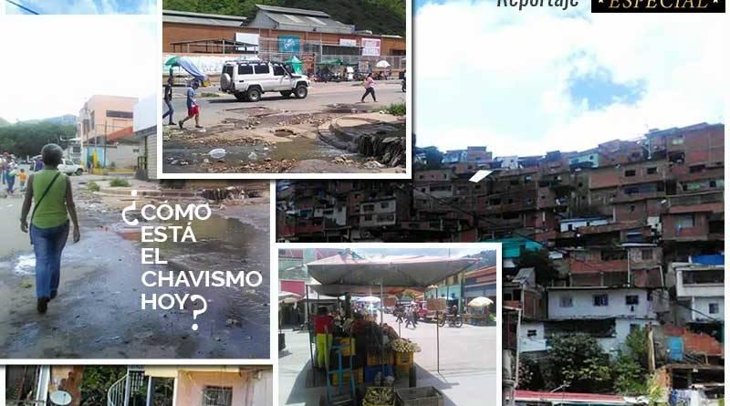 Antímano: the Most Chavista Parish in Caracas Speaks