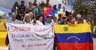 Sandino Vive! - Friends of the ATC February Delegation to Nicaragua