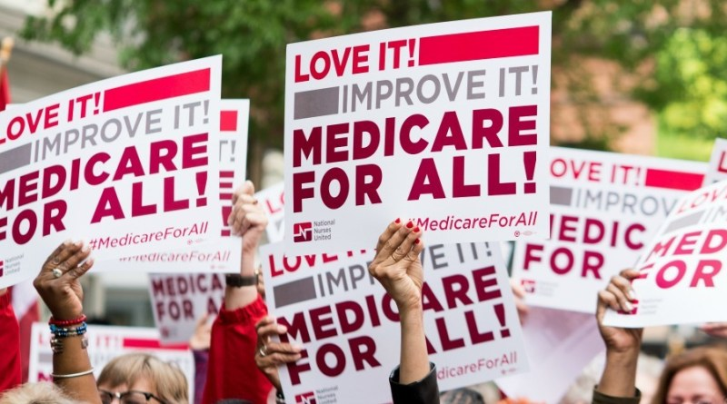 In Every Super Tuesday State With Exit Polls, Majority of Democratic Voters Support Eliminating Private Health Insurance