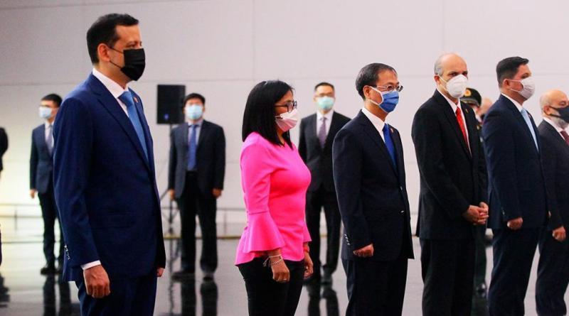 Venezuela: China's Support is Essential Against the US Blockade