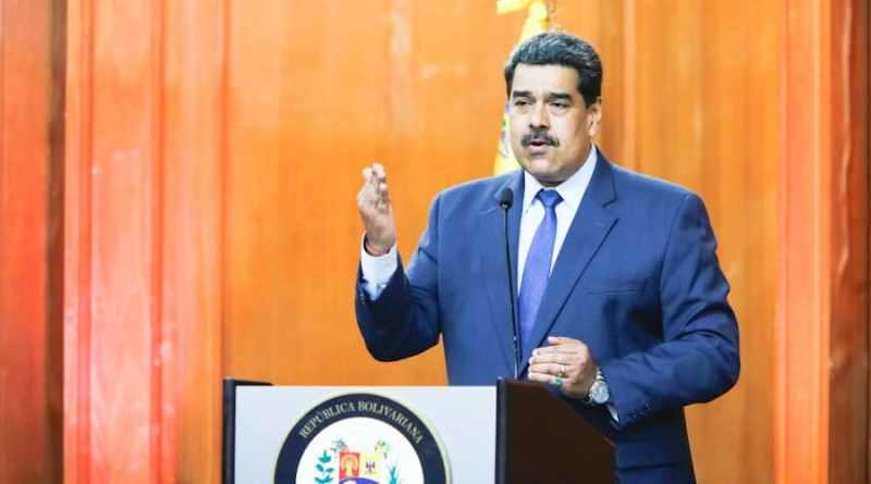 President Maduro Expels the European Union Ambassador for Illegal Sanctions Against Venezuelans