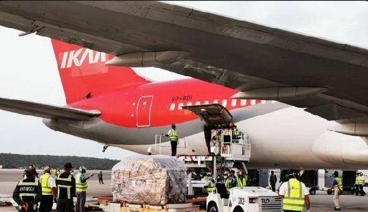 More Than 20 Tons of Humanitarian Technical Aid Arrives in Venezuela From China and Russia (Covid-19)