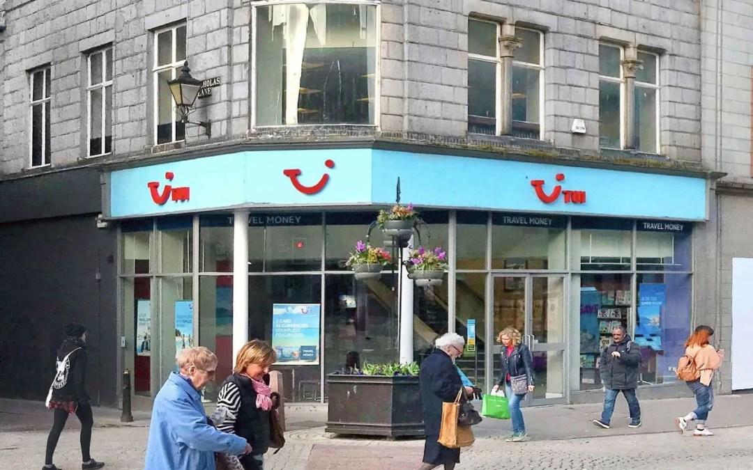 3-5 St Nicholas Street Aberdeen AB10 1HE