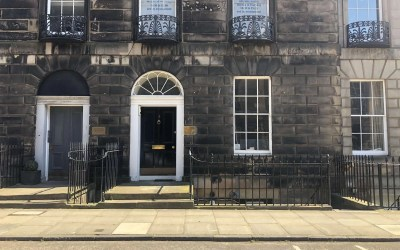 3 Alva Street Edinburgh EH2 4PH