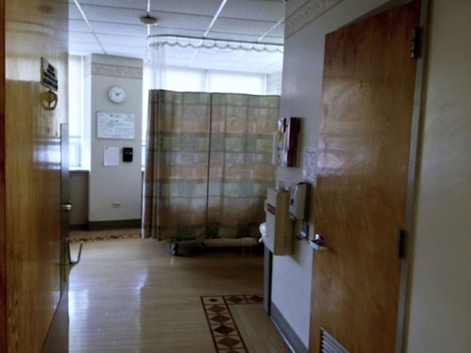 One Of Huguette Clark S Hospital Rooms At Beth Israel Medical Center In New York