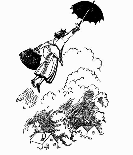 Rediscover the Magic of P.L. Travers' Beloved Mary Poppins