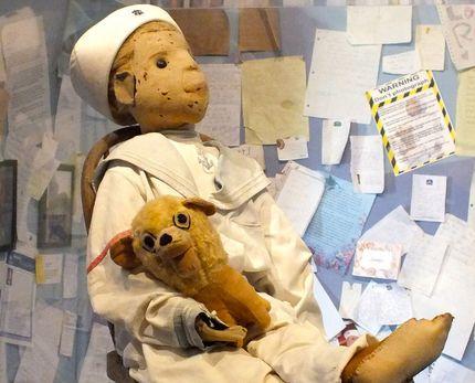 les poupées les plus hantées du monde
