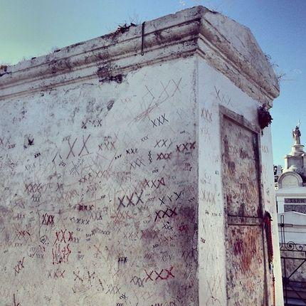 visites du cimetière de la nouvelle orléans