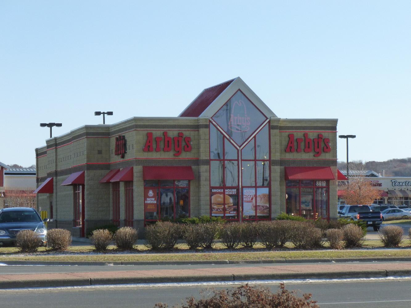 Photo of fast food restaurant