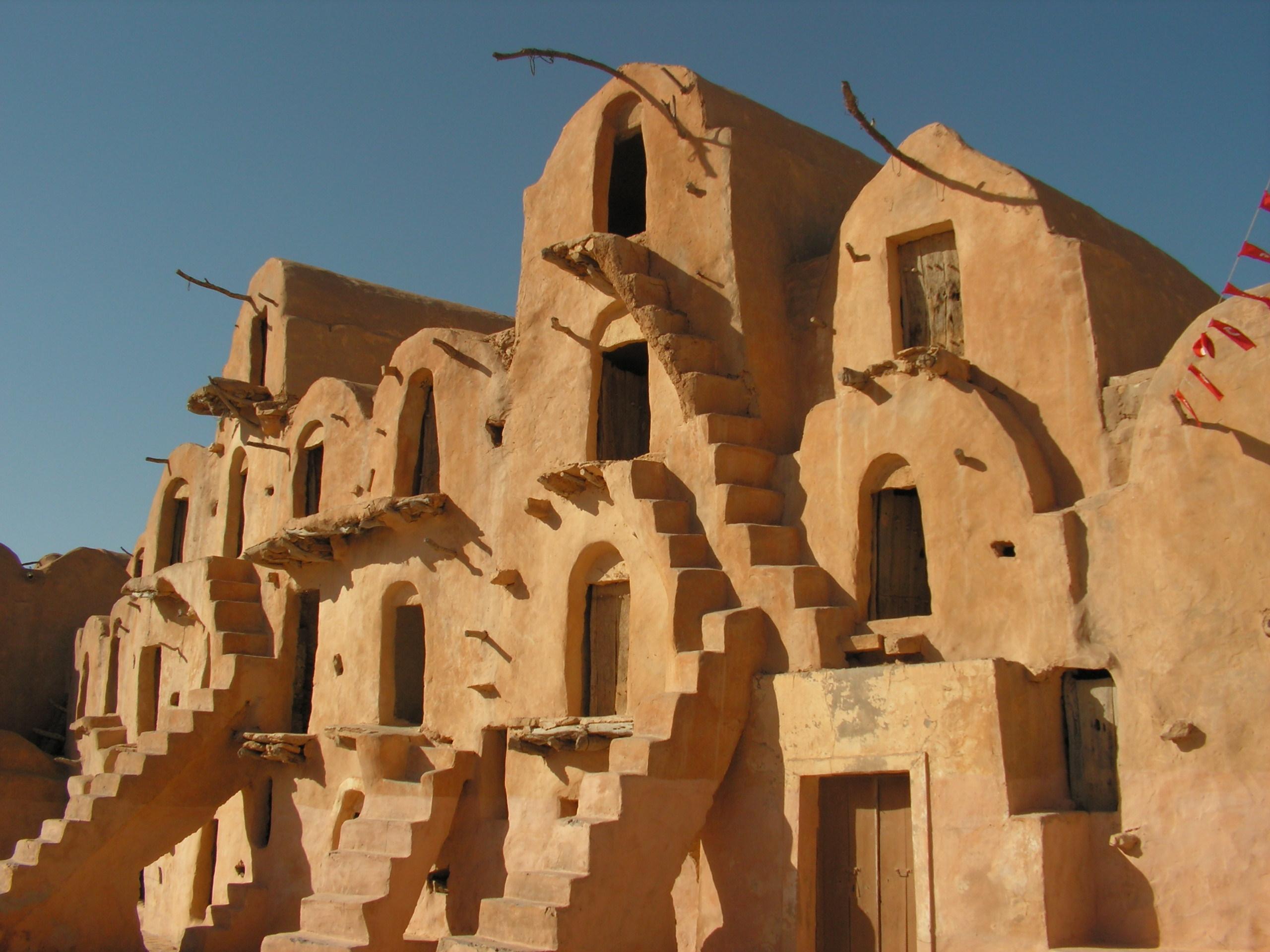 Voyage en Tunisie 2007 Orion Partage