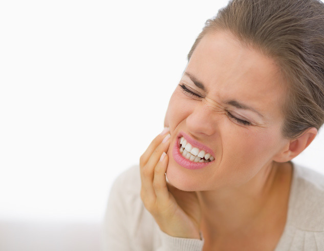 I have a toothache! What should I do?