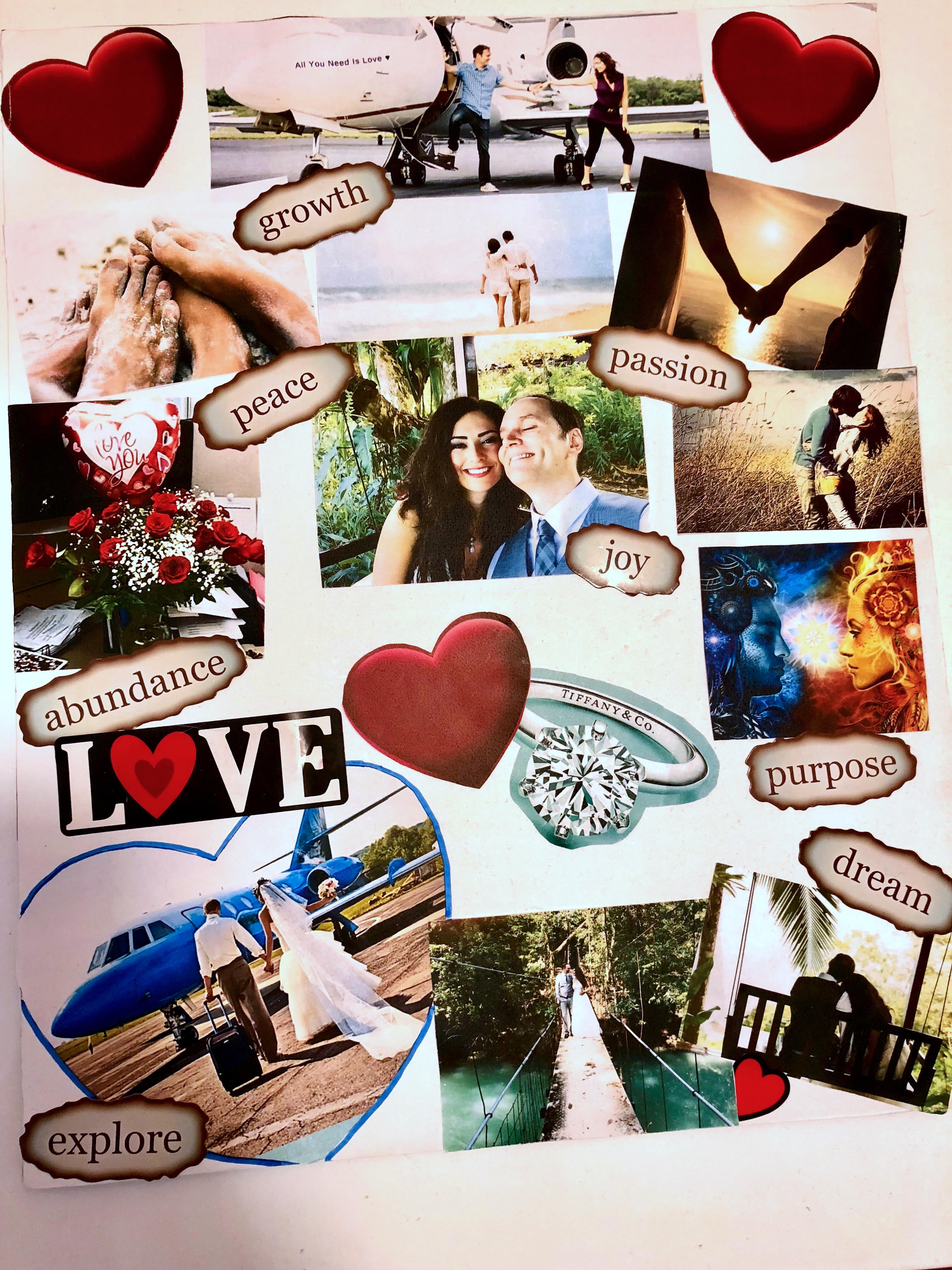 Vision Boards Magically Manifest Your Dreams And Goals