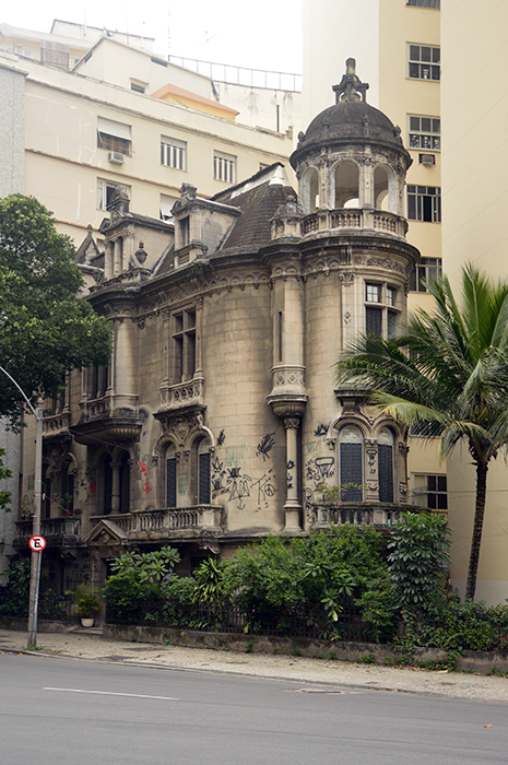 Avenida Oswaldo Cruz, número 4, Flamengo