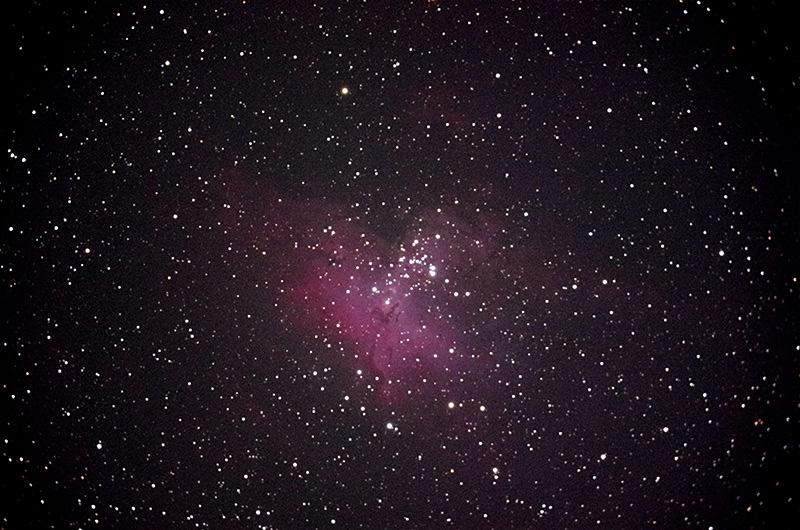 Pentax K5IIs で天體寫真 ISO25600で撮る星雲星団   Orio Blog