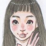 【女の子イラスト】ウサギ耳の女の子