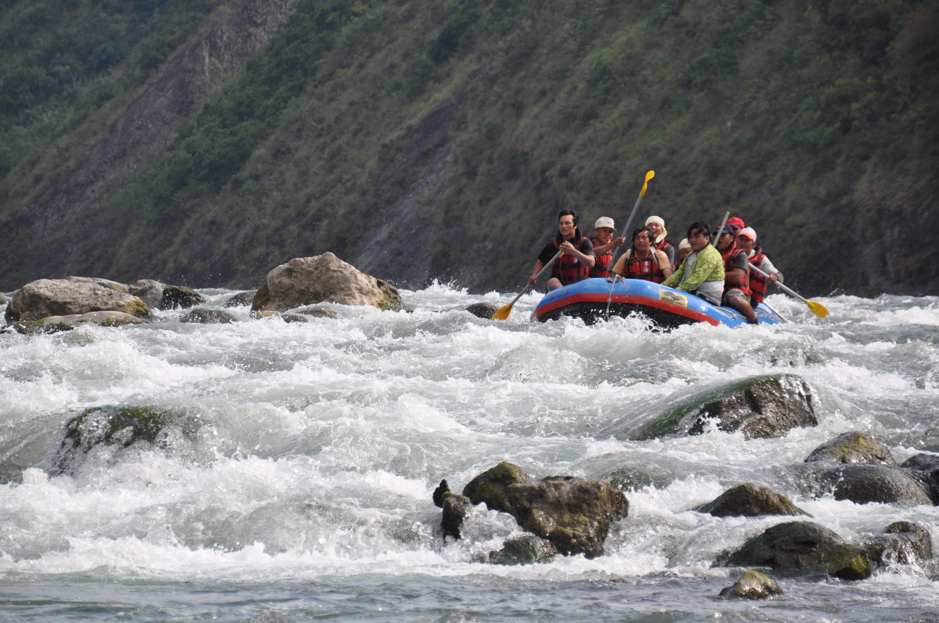 .瑞穗秀姑巒溪泛舟旅遊指南-2 - U-CAR討論區