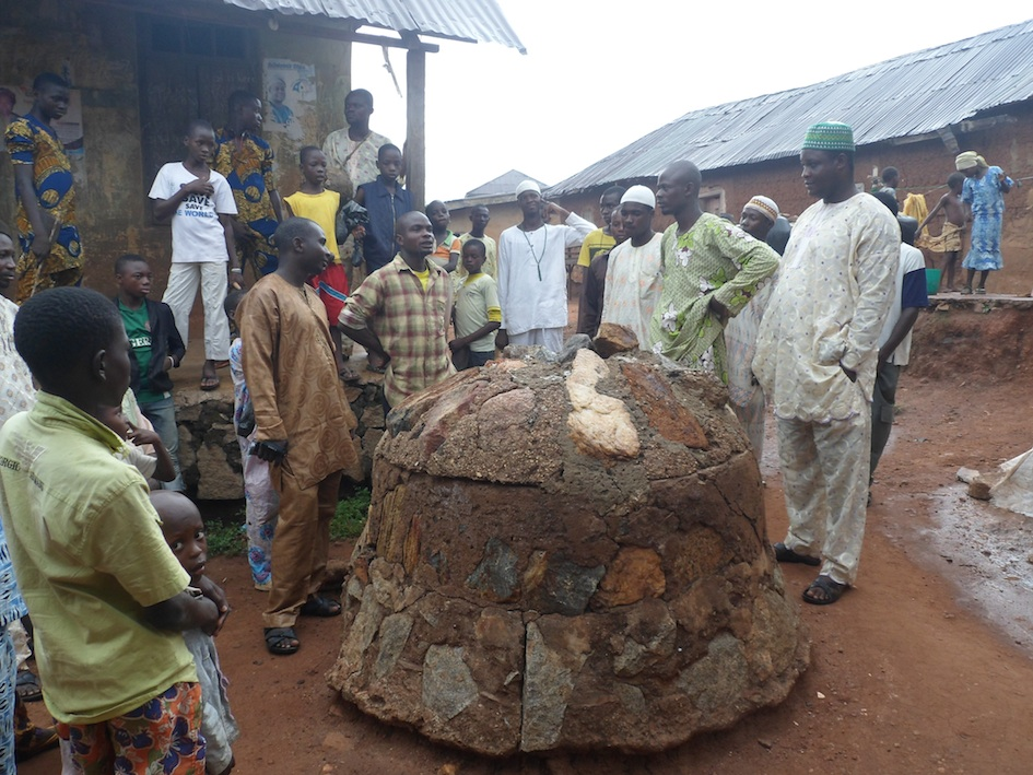 Image result for spiritual shrines in Lagos