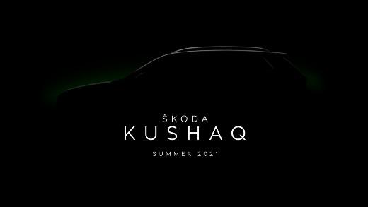 Made Skoda Compact SUV Christened Kushaq