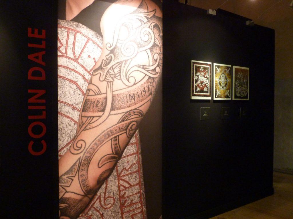 Tatuaggio, Colin Dale, tattoo forever mostra roma